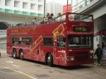 香港名物 2階建て屋根なしバス
